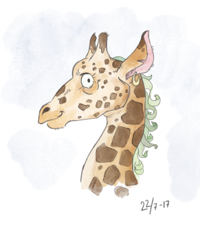 GirafFarvet
